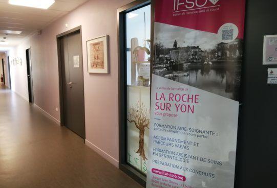 Formation au DEAS à La Roche-sur-Yon - Centre de formation
